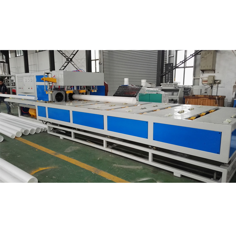 belling machine for pp pipe extrusion line