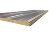 Fireproof Mineral Wool Sandwich Roof Panel