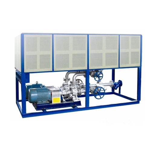 Electric Heating Thermal Fluid Boiler