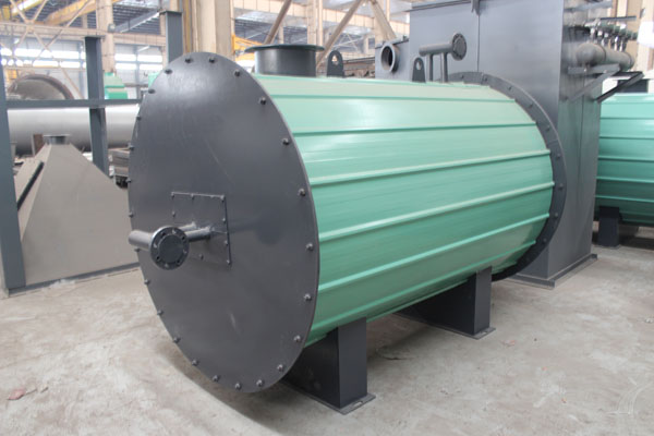 hot oil heating system