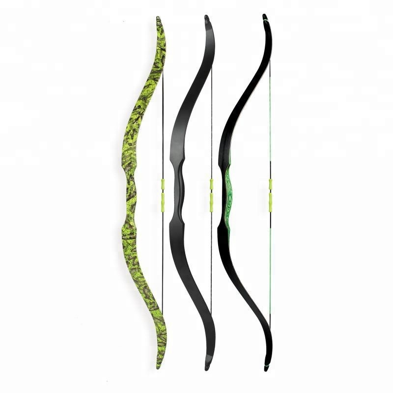 C1 Traditional Recurv Bow for Kids Shooting And Play Games