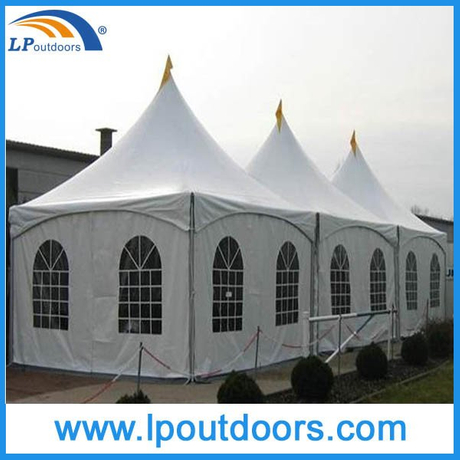 Cheaper Aluminum PVC Free Stand Tent