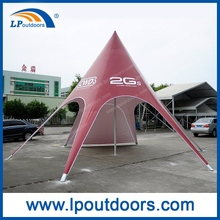 Dia8m Big Outdoor Aluminum Customs Printing Beach Canopy