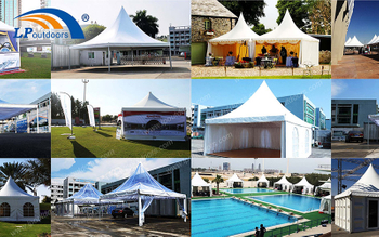 LPoutdoors Tent structure & Using of Tent