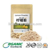 100% INSTANT LEMON POWDER WATER SOLUBILITY