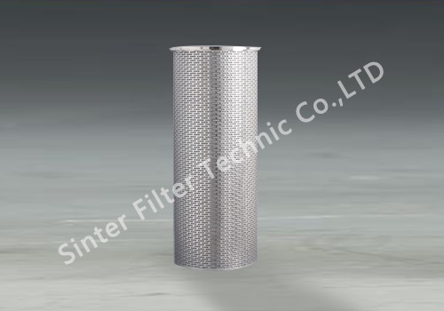 Type C Sintered Wire Mesh