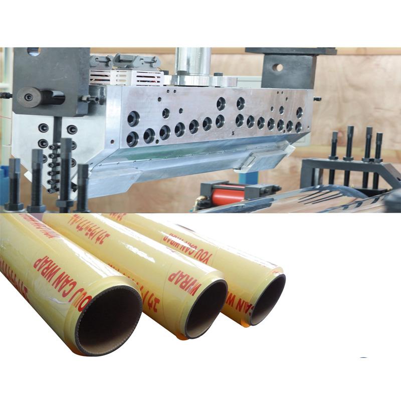 PVC casting film extrusion line