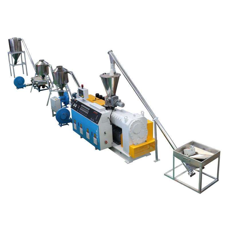 PVC Pelletizing machine