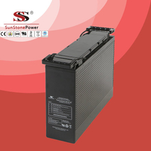 VGG Series 12V 100AH Front access GEL Deep cycle battery rechargeable lead acid battery Telecommunication battery