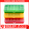 AIMS color fishing box fishing gear and accessories for fishing tackle