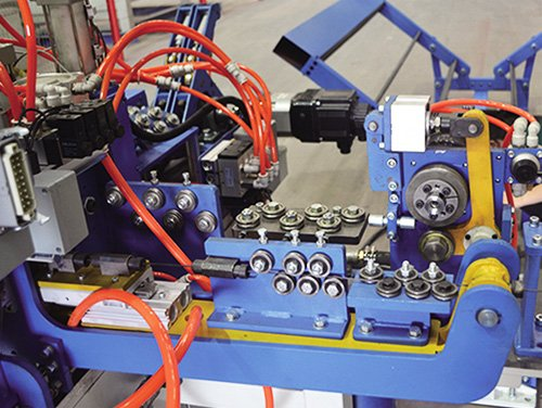 5 Cross Wire CNC Forwarder