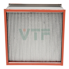 High Temperature HEPA Filter