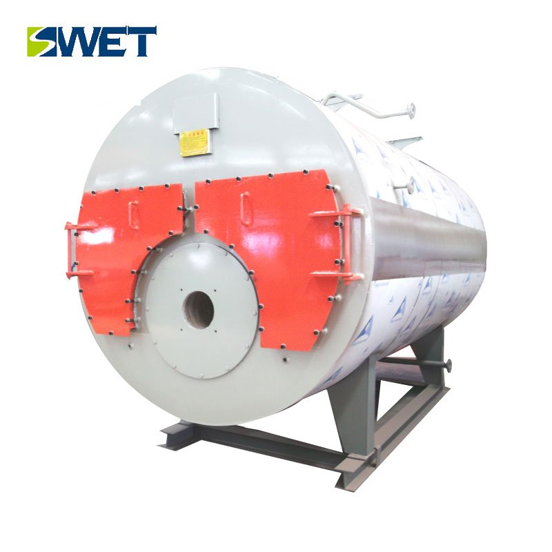 WNS 10t/h oil gas fired steam boiler - Buy boiler, oil gas fired ...
