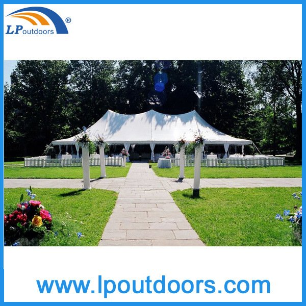 Outdoor Cheap Steel Wedding Marquee Circus Pole Tent