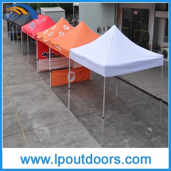 3X3m Outdoor White Polyester Pop up Marquee Folding Tent for Sale