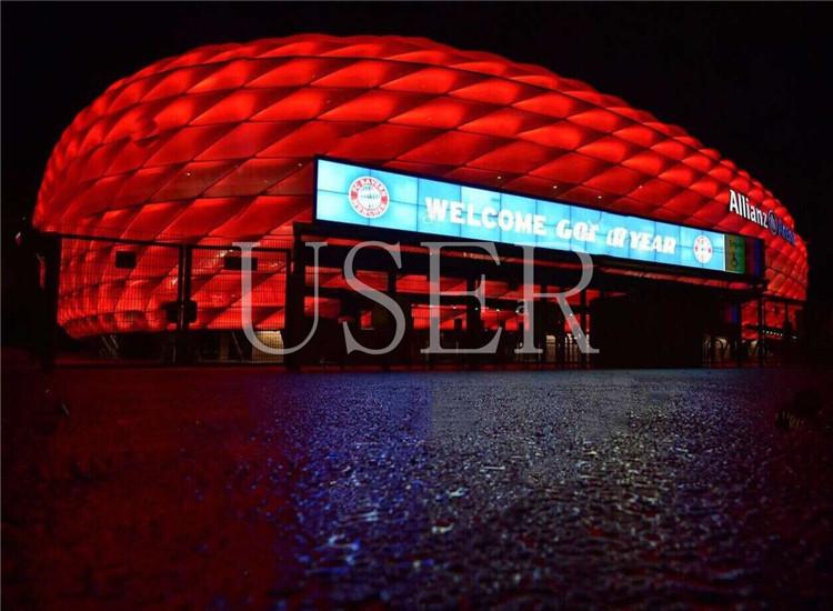 Bayern Munich Football Club, 47inch LCD Video Wall, 200 units-2