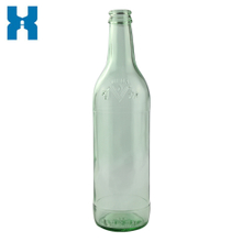 500ml Soy Sauce Clear Glass Bottle