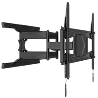 SPD-600 Ultra Slim only 1.54 inch LED adjustable TV Wall Mount VESA 400x600