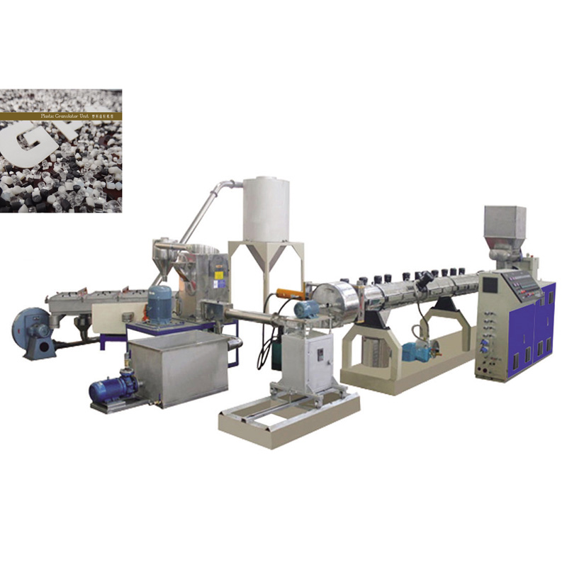 PE PP pelletizing Line