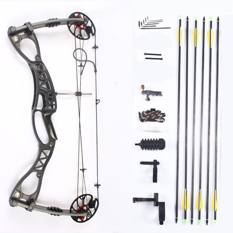 Archery M127 Compound Bow Set Compound Bow for Hunting