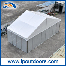 10m Sandwich Wall Heat Insulation Temporary Storage Tent
