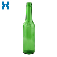 Green 330ml Beer Glass Bottle