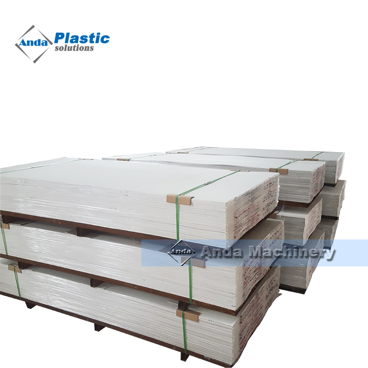 PVC faux marble making machine from China manufacturer - Anda ...