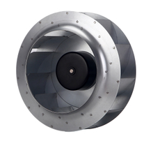 DC Centrifugal Fan Φ 280 - Backward Curved