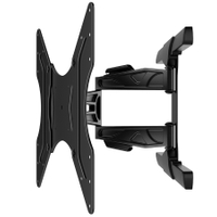 PMS400-L VESA 400x400 ultra slim articulating tv bracket manufacturer