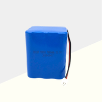 11.1V 7800mAh 3S3P Rechargeable Li-ion Battery Pack NO.1020