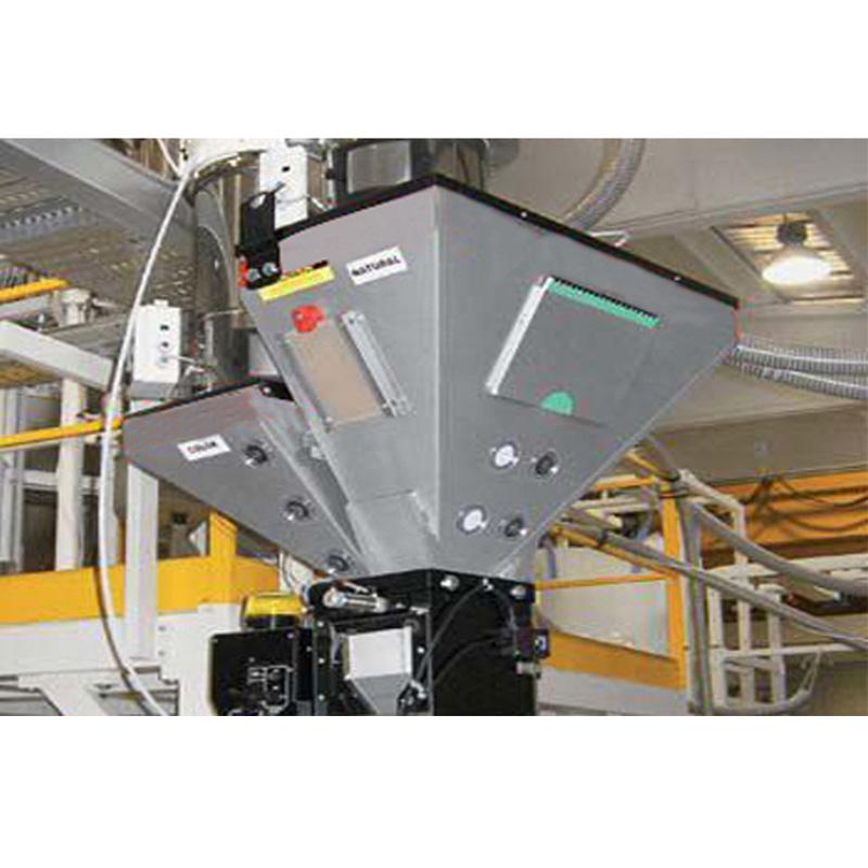 PE PP Drain board making machine