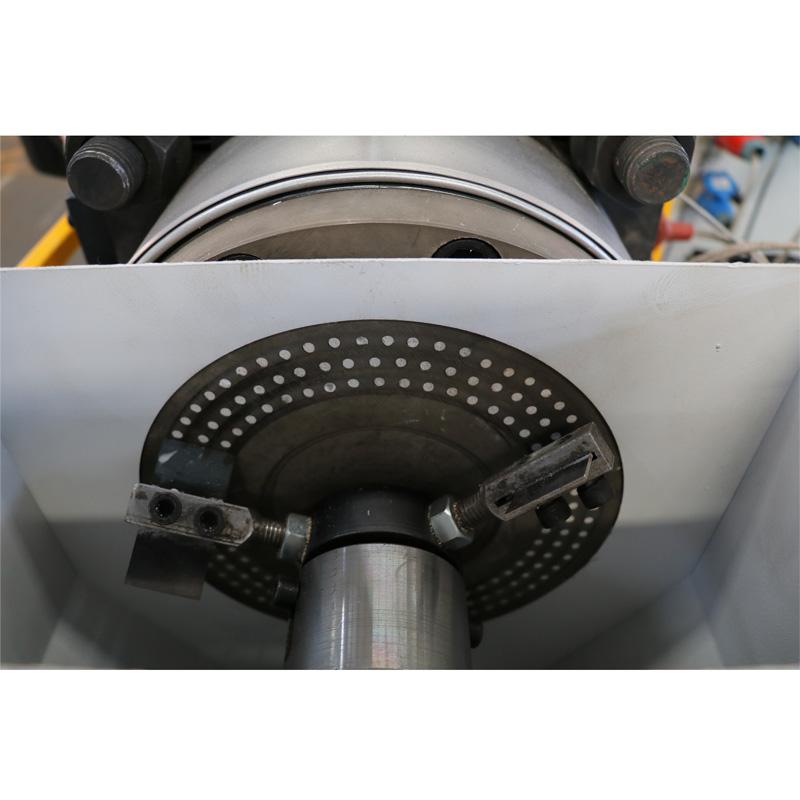 PVC Die Face Cutting granulation machine