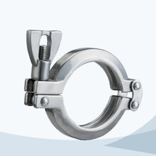 Sanitary 13MHHM-DP heavy duty double pin clamp