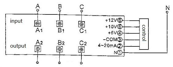 Scrthree phase ssr 0 10vssr 4 20mathree phase ac voltage wiring diagram scrg asfbconference2016 Choice Image