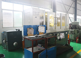 Screw grinding machine