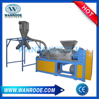 PP/PE Plastic Film Squeezing Pelletizing Granulating Machine