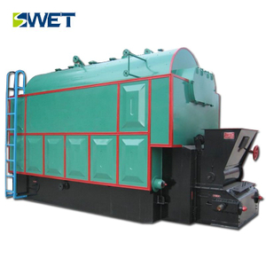 Industrial 2t/h Biomass / Coal DZL Steam boiler