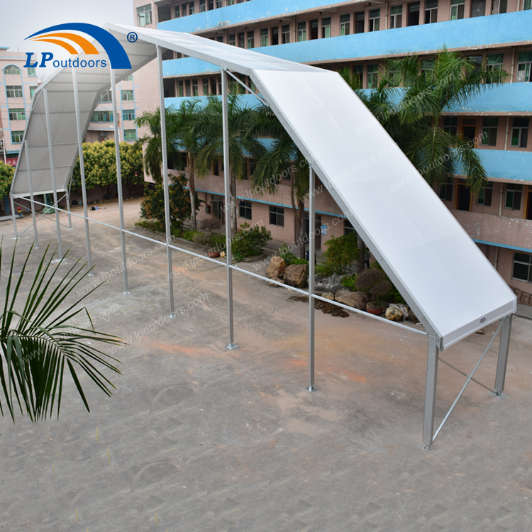 40M polygon roof tent 2