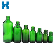 Wholesale 5ml 10ml 15ml Green Essential Oil Glass Bottle