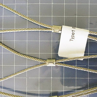Stainless Steel Flexible Cable Mesh
