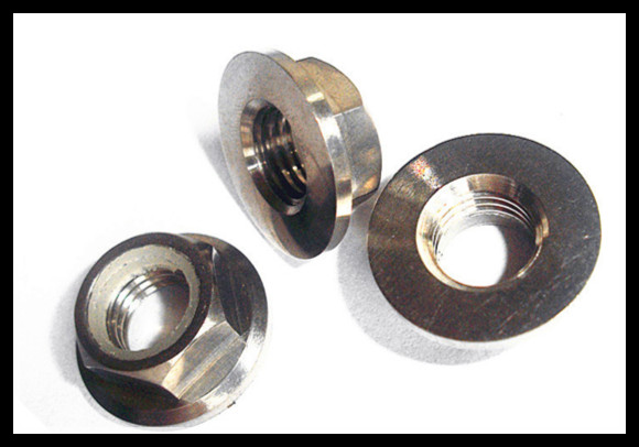 BS 325-1947 Black hexagon nuts