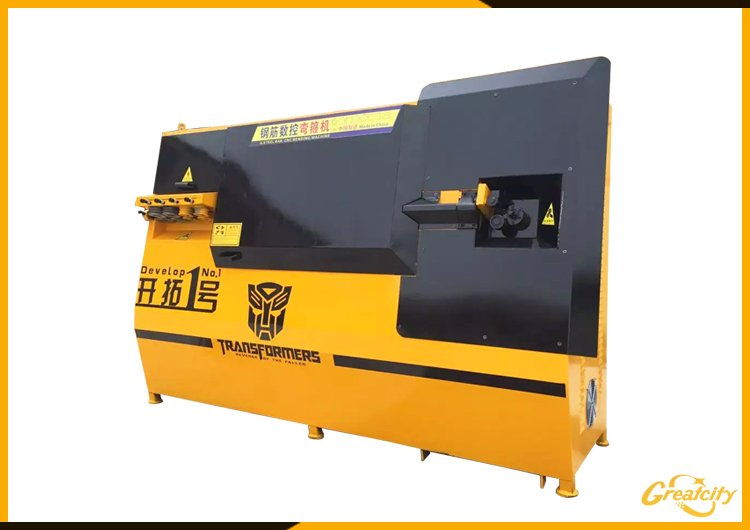 6MM CNC Wire Bending Machine Develop-I