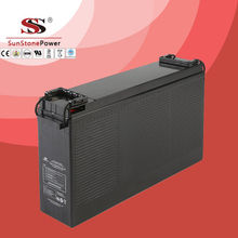 VGG Series 12V 180AH Front access GEL Deep cycle battery rechargeable lead acid battery Telecommunication battery