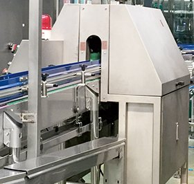 High-speed cover capping machine