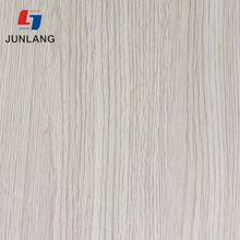 PVC decorative panel with wood grain textured for hotel