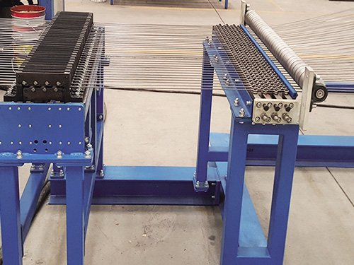 5 Line Wire Straighteners