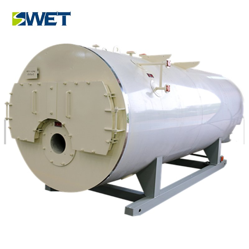 WNS1.4 MW gas oil fired hot water boiler - Buy gas fired boiler, gas ...