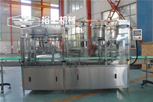 Linear 5L Bottle Water Filling Machine