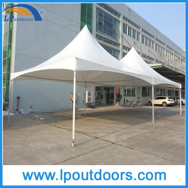20x40' Outdoor Aluminum Double Peak Marquee Spring Top Tent for Wedding