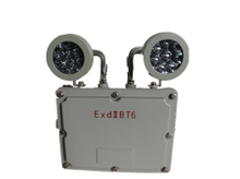 IP65 Explosion two head emergency light